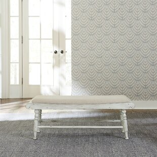 Lloyd Wood Bench By Darby Home Co