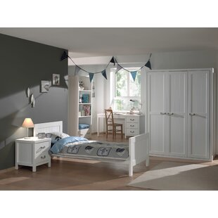 Lewis 5 Piece Bedroom Set by Vipack