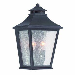 Fleur De Lis Living Bertha 2-Light Outdoor Flush mount