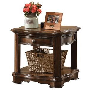 Allegany End Table