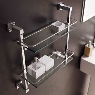 Chang Wall Shelf By Belfry Bathroom