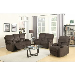 Latitude Run Torgerson Reclining Living Room Collection