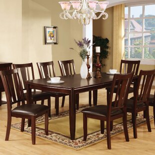 Birchover 9 Piece Extendable Dining Set Red Barrel Studio