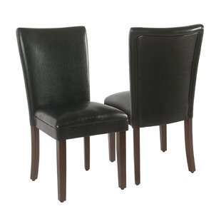 Clearance Kelm Upholstered Dining Chair (Set of 2) By Charlton Home