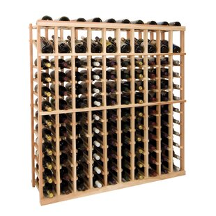 Vintner Series 120 Bottle Floor Wine Rack..