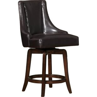 Find Cajun 24 Swivel Bar Stool (Set of 2) by Red Barrel Studio Reviews (2019) & Buyer's Guide