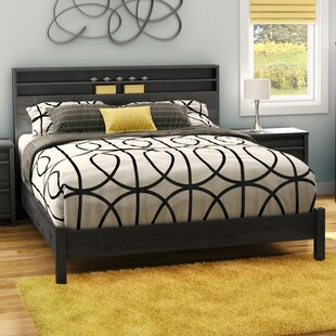Price Check Tao Queen Platform Bed by South Shore Reviews (2019) & Buyer's Guide