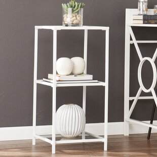 Read Reviews Orenstein 3-Tier Etagere Bookcase by Ebern Designs