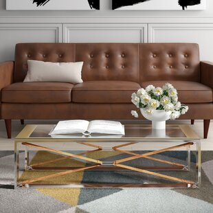 Best Reviews Hansley Coffee Table by Mercury Row