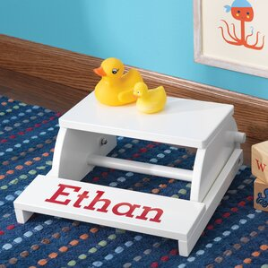 Personalized Kids Stool by KidKraft
