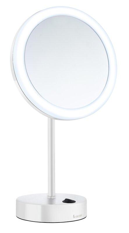 Orren Ellis Zayden Lighted Makeup/Shaving Mirror