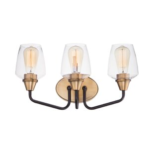 Elick 3-Light Vanity Light by Williston Forge