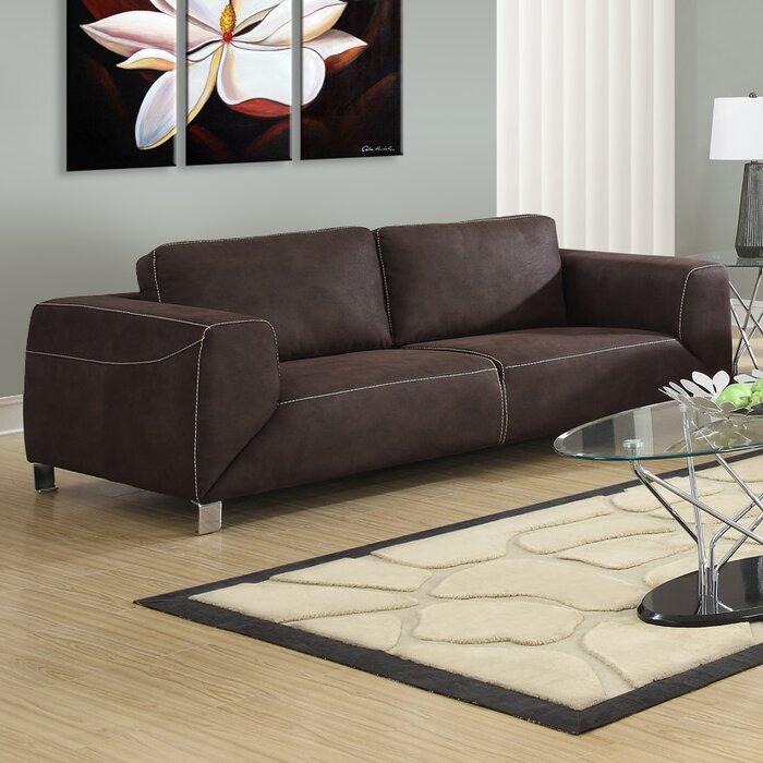 Monarch Specialties Inc. Sofa U0026 Reviews | Wayfair.ca