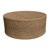 Saddleback Wicker Coffee Table