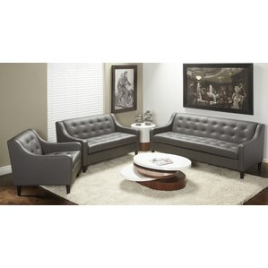 Cameo Configurable Living Room Set by Lind Furniture