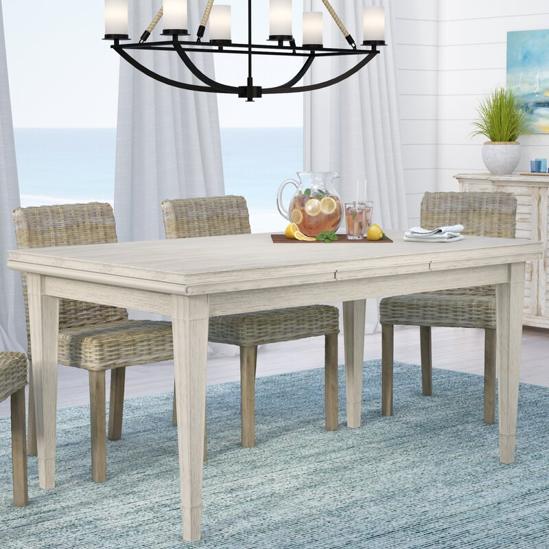 Beau Gilboa Refectory Extendable Dining Table