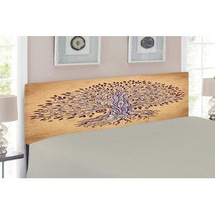 Tree of Life Upholstered Panel Headboard