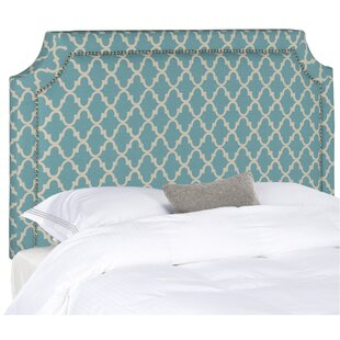 Wellsboro Full Upholstered Panel Headboard by Darby Home Co
