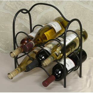 Ledbetter 6 Bottle Tabletop Wine Rack by ..