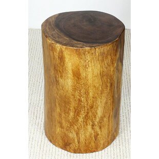 Oakdene Stump End Table by Loon Peak