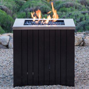 Aluminum Propane Fire Pit Table