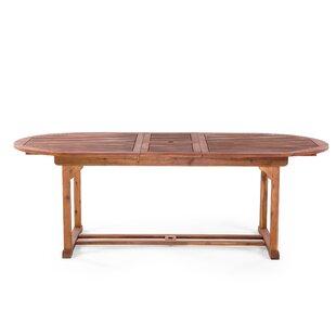 Horizon Wood Dining Table ..