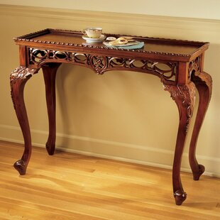 Filigree Console Table ByDesign Toscano