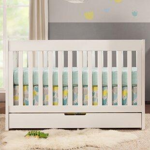 Affordable Mercer 3-in-1 Convertible Crib ByHarriet Bee
