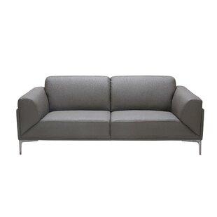 Brockway Leather Sofa