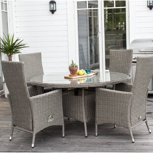 Keya Rattan Dining Table By Sol 72 Outdoor
