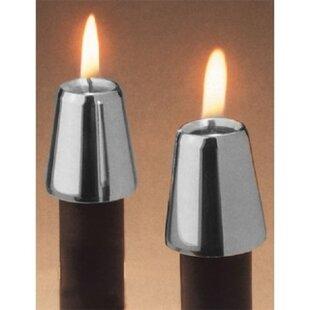 2 Piece Follower Candle Holder Set