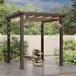 Kroth 3 X 3m Pergola By Sol 72 Outdoor