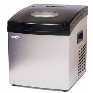 35 lb. Daily Production Portable Clear Ice Maker