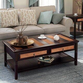 2 Piece Coffee Table Set by Charlton Home SKU:EC329828 Shop