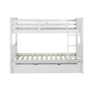Esmeralda Twin over Twin Bunk Bed with Trundle