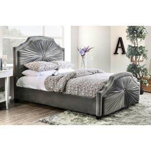 Arikara Upholstered Panel Bed