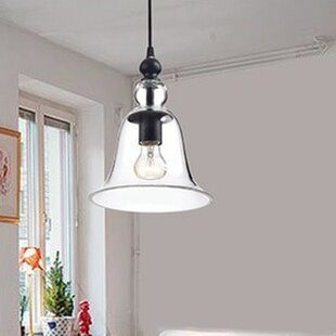 Monterra 1-Light Bell Pend..