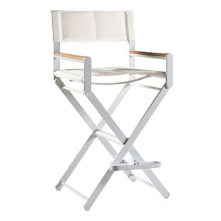 Brayden Studio Rickie Patio Bar Stool