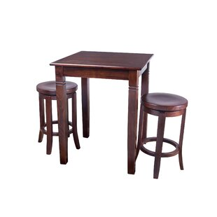 Easley 3 Piece Pub Table Set DarHome Co