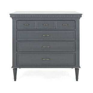 Katherin 4 Drawer Accent Chest by Highland Dunes