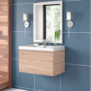 Modern 31 35 Bathroom Vanities Allmodern