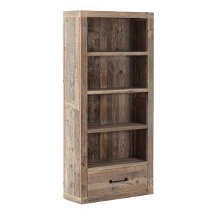 Reclaimed Wood Ladder Shelf Wayfaircouk