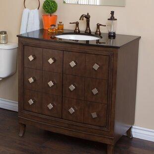 36 Single Sink Vanity Set