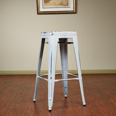 Commercial Use Backless Bar Height Bar Stools You Ll Love