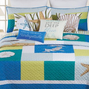 Highland Dunes Akini Cotton Quilt