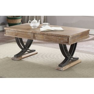 Lolotoe Coffee Table by Millwood Pines