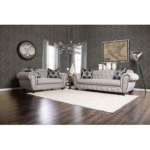 Rosdorf Park Londono 2 Piece Living Room ..