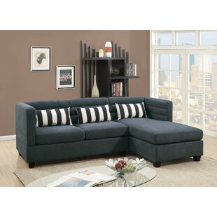 San Castle Reversible Sectional