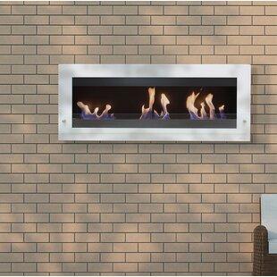 Crosby Bio-Ethanol Fireplace By Belfry Heating