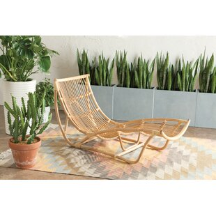 Pranay Chaise Lounge by Bungalow Rose